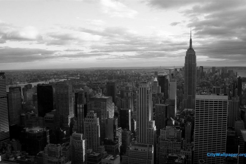 New York City Black And White 634752