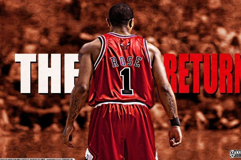 Derrick Rose Wallpapers HD | Wallpapers, Backgrounds, Images, Art ..