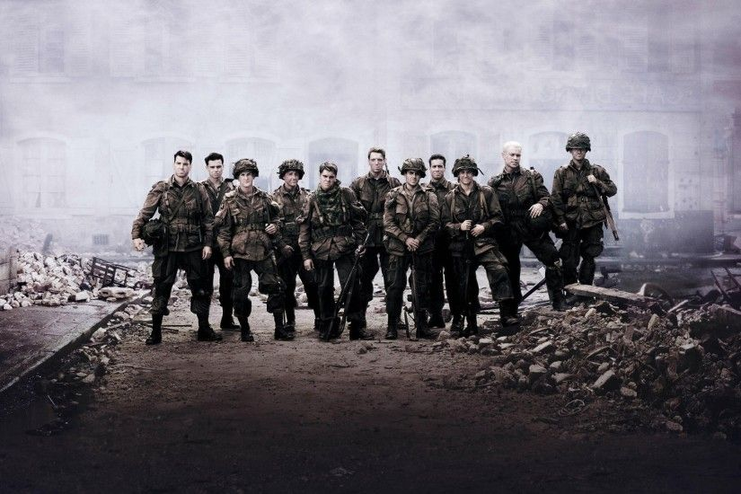 Band Of Brothers Wallpaper 32838