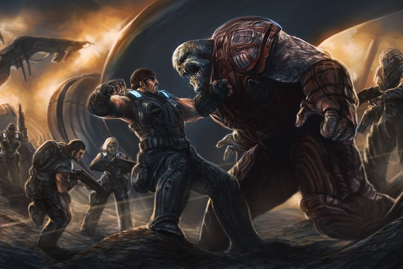 Video Game - Gears Of War Wallpaper
