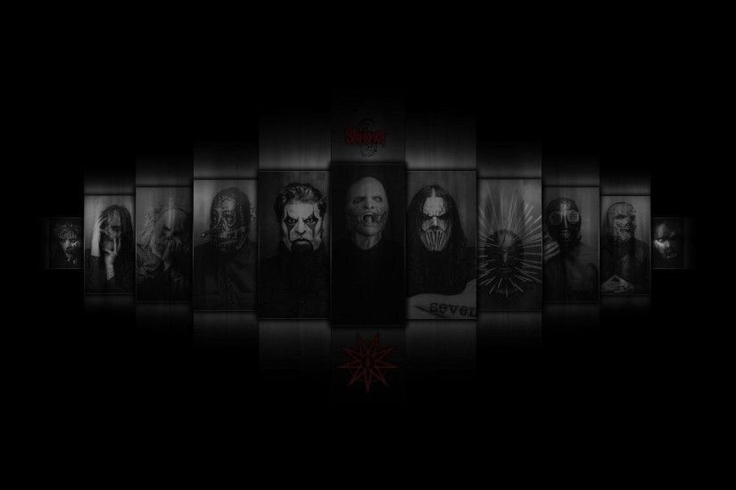 metal, metal music, Slipknot – wallpapers is