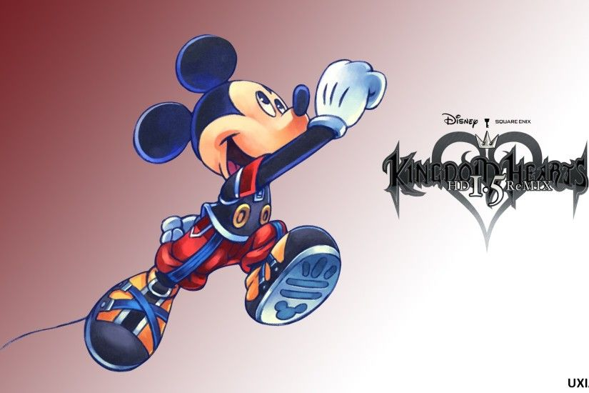 ... Mickey - KH HD 1.5 ReMIX by UxianXIII