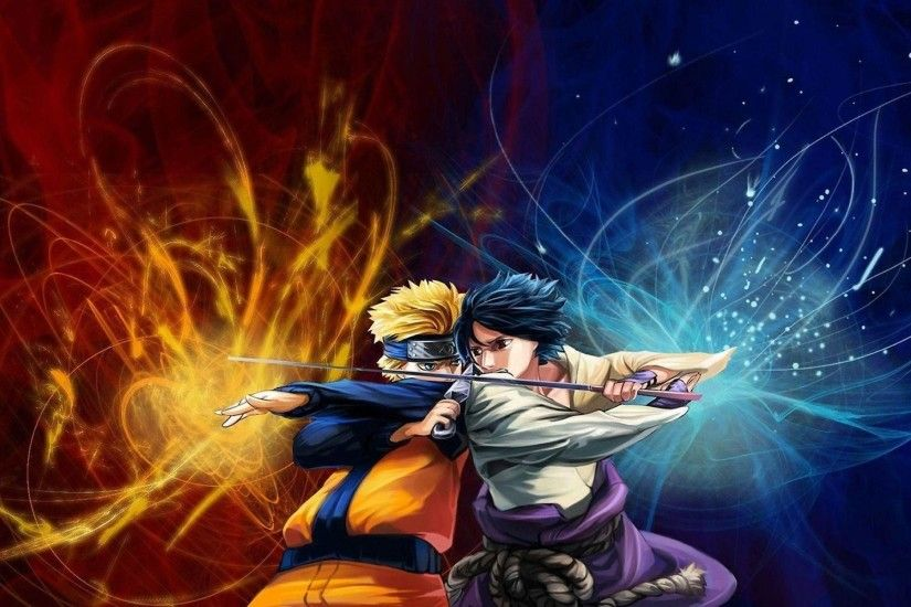Naruto Shippuden Wallpaper Sasuke And Naruto W #6637 Wallpaper .