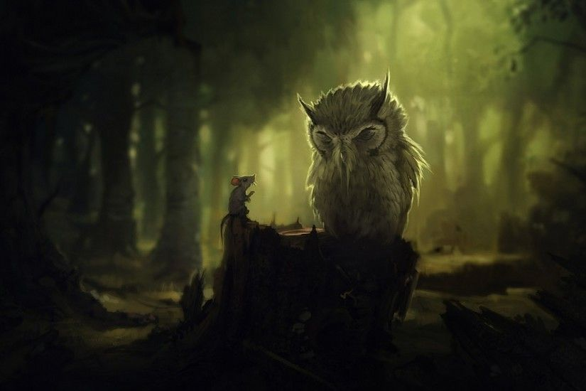 Dark Forest Windows 8.1 Theme and Wallpaper | All for Windows 10 Free