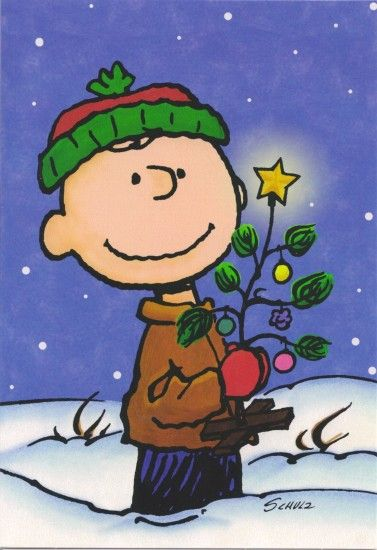 Charlie Brown Christmas Tree Quotes
