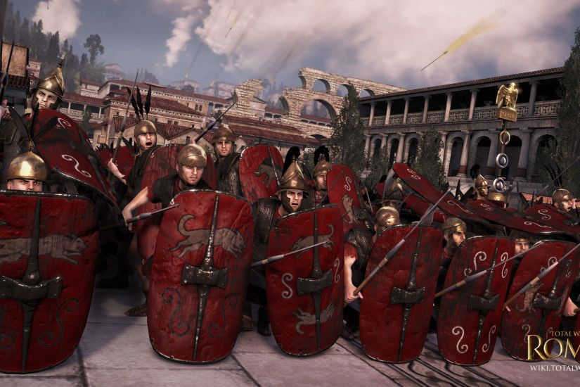 Wallpaper HD : Total War : Rome 2 Free Wallpaper !