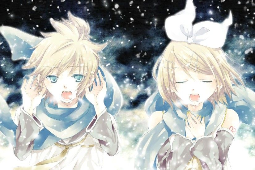 Rin And Len Kagamine Wallpaper – Vocaloid Kagamine Rin Kagamine Len Fresh  New HD Wallpaper Best Qual