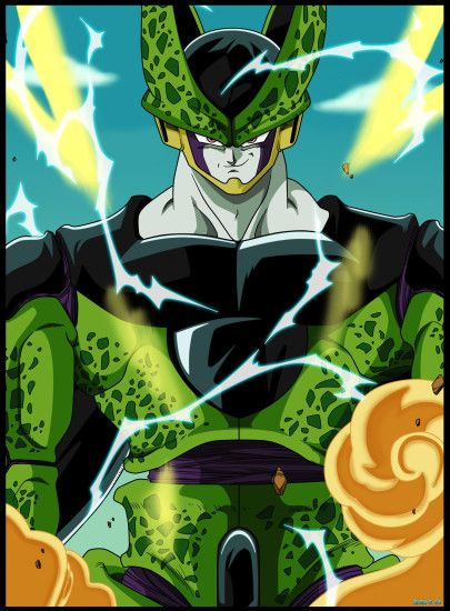 Gothax 93 58 Perfect Cell by ProjectsAlex