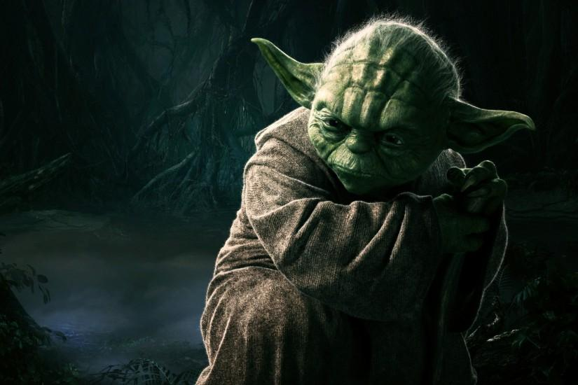 Yoda Wallpaper - Star Wars Wallpaper (30766197) - Fanpop fanclubs