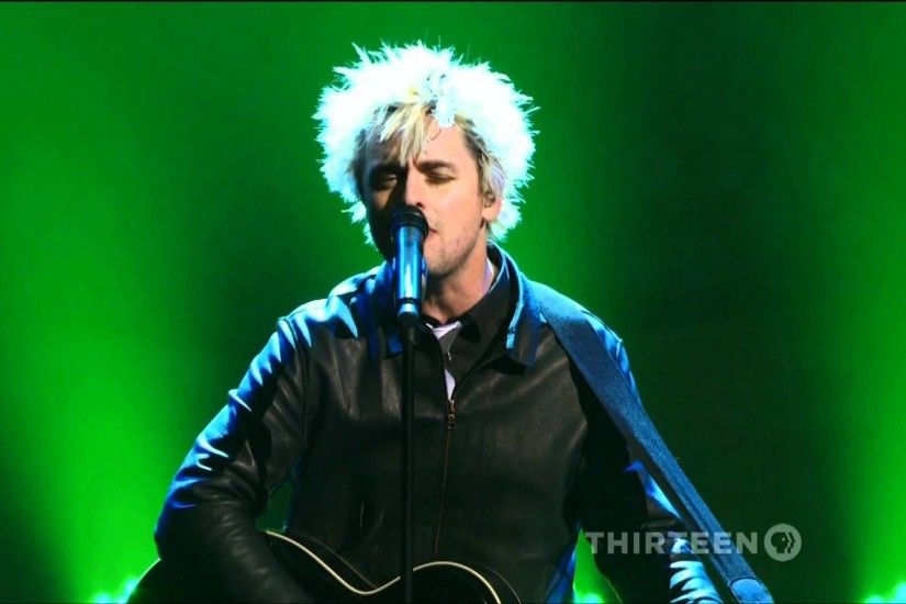 Billie Joe Armstrong - Good Riddance (Live at the Mark Twain Prize Ceremony  - HD 1080)