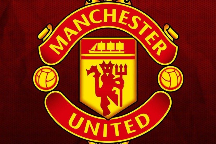 Manchester United Wallpaper | Manchester United Logo | Manchester United  Devil Logo