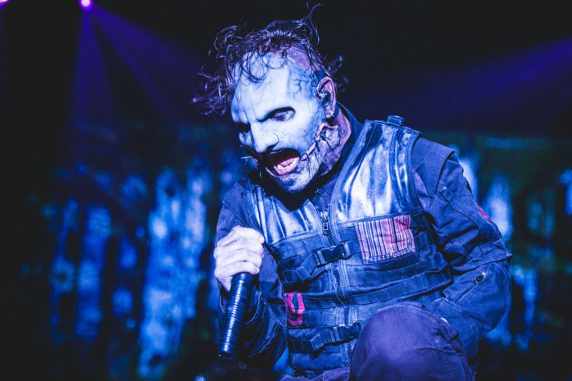 Corey Taylor working with horror FX specialist for new Slipknot mask
