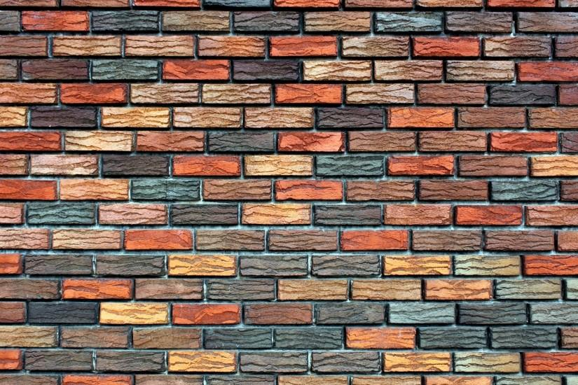 beautiful brick background 3840x2160