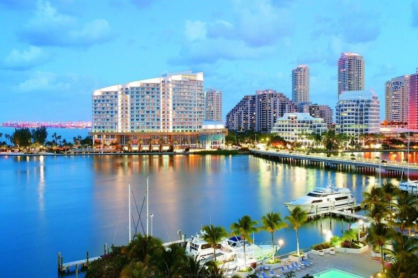 Miami is a city located on the Atlantic coast in southeastern Florida and  the county seat of Miami-Dade County. Weather: 79°F (26°C), Wind 0 mph (0  km/h), ...