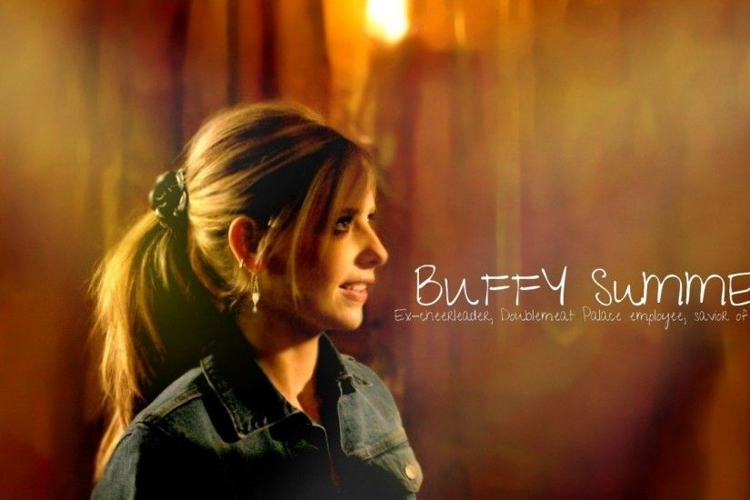 BUFFY VAMPIRE SLAYER supernatural drama fantasy action horror series sarah  michelle gellar wallpaper | 1920x1080 | 427107 | WallpaperUP