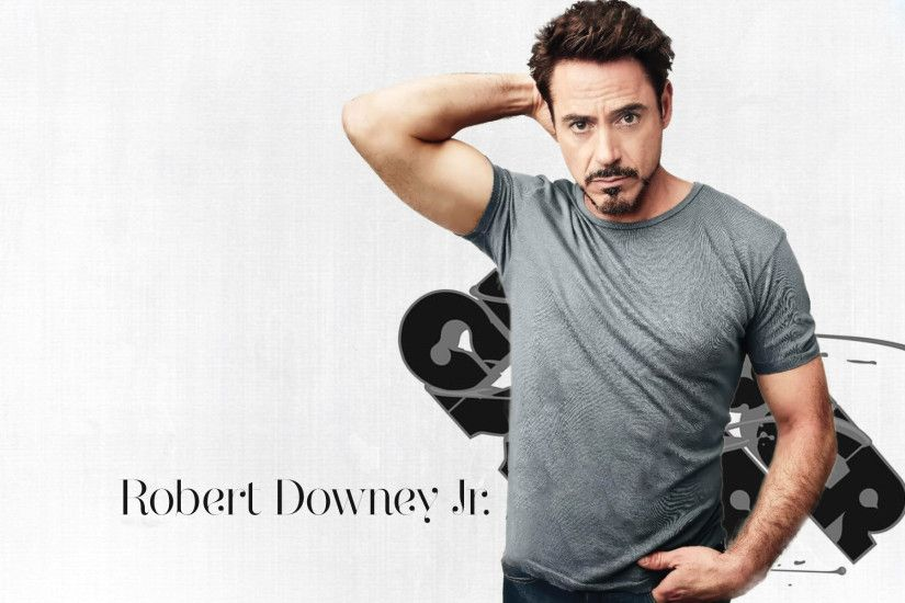 Robert Downey Jr Hollywood Handsome Male Actor