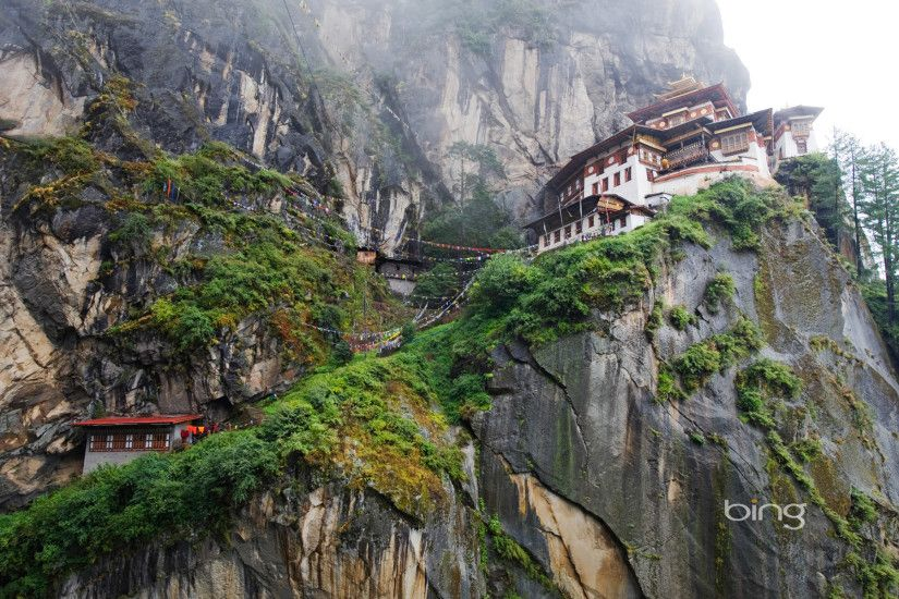 ... Sweden Paro Taktsang (Tiger's Nest Monastery) above Paro Valley, Bhutan  ...