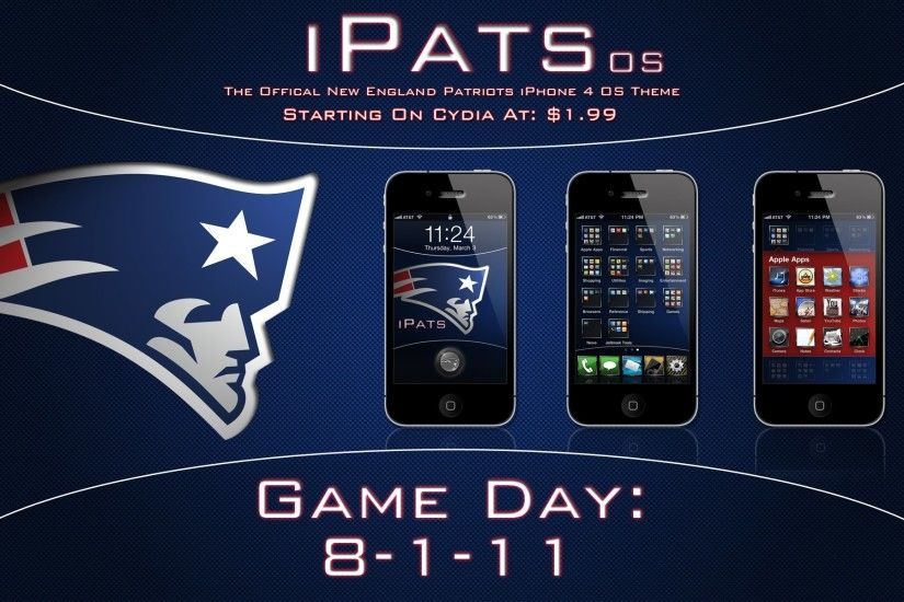 New England Patriots Wallpapers PC iPhone Android