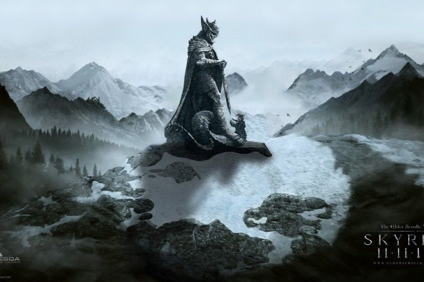 The Elder Scrolls V: Skyrim HD Wallpapers | I Have A PC