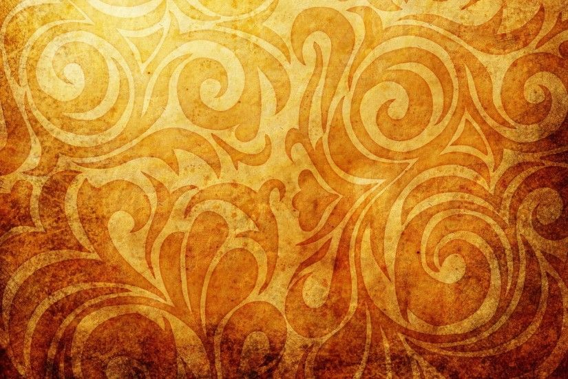 ... Paper Backgrounds | Yellow Vintage Fabric Texture Background ...
