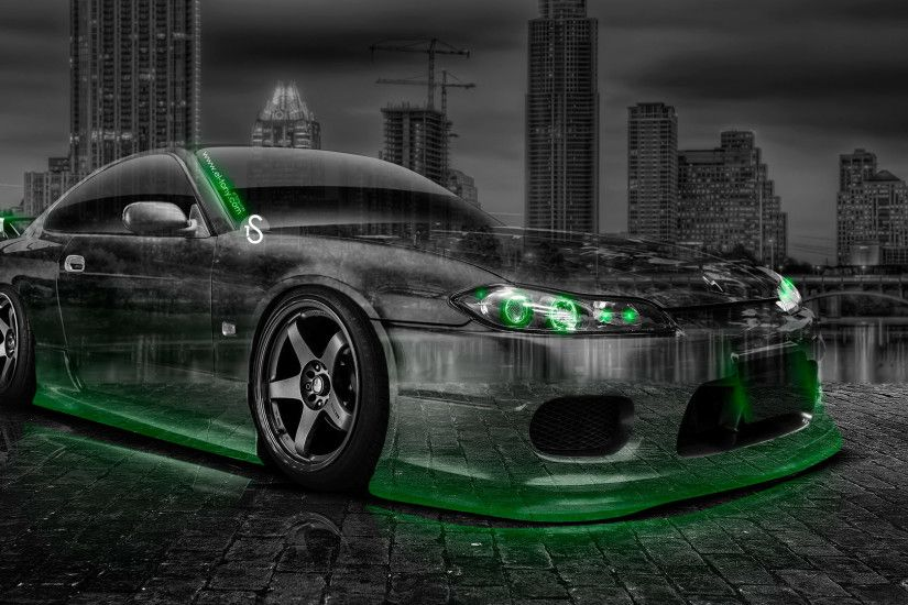 Exceptionnel Nissan Silvia S15 JDM Crystal City Car