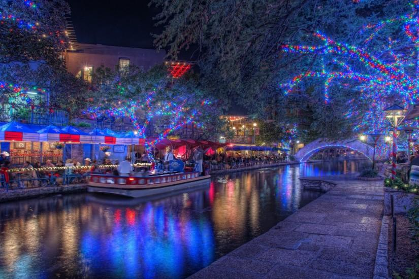 Christmas San Antonio Texas Wallpapers Pictures Photos Images. Â«