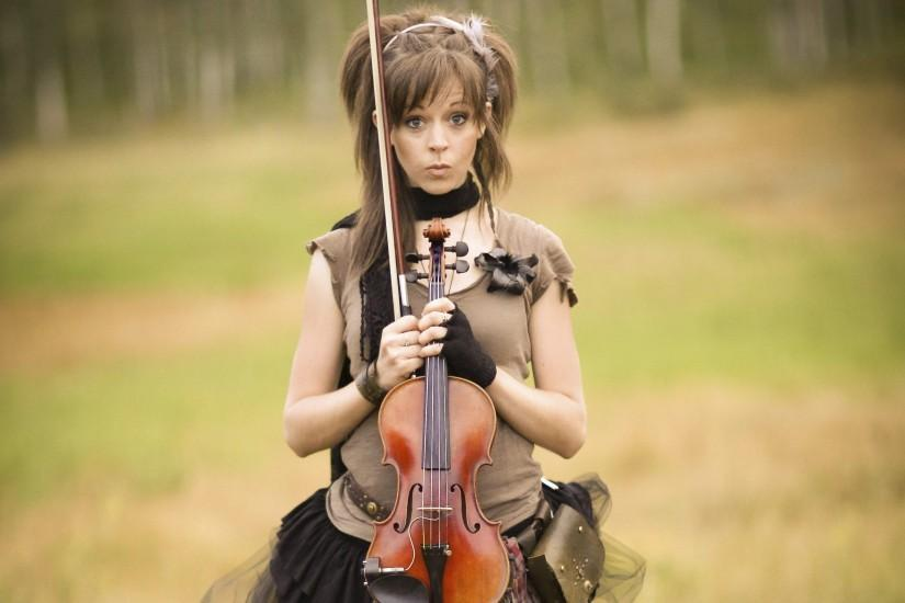 Lindsey Stirling Violin Girl HD Wallpaper | FreeHDWall.Net | high  definition wallpapers for your