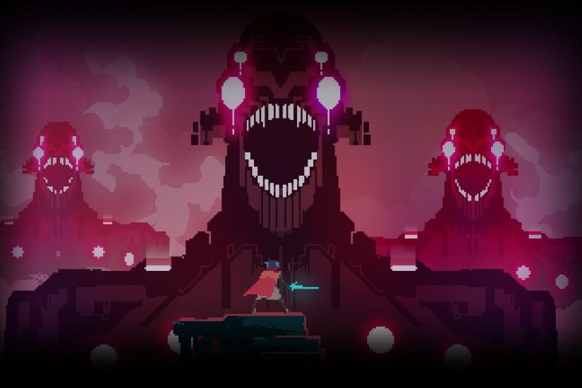 Image - Hyper Light Drifter Background Rise.jpg | Steam Trading Cards Wiki  | Fandom powered by Wikia