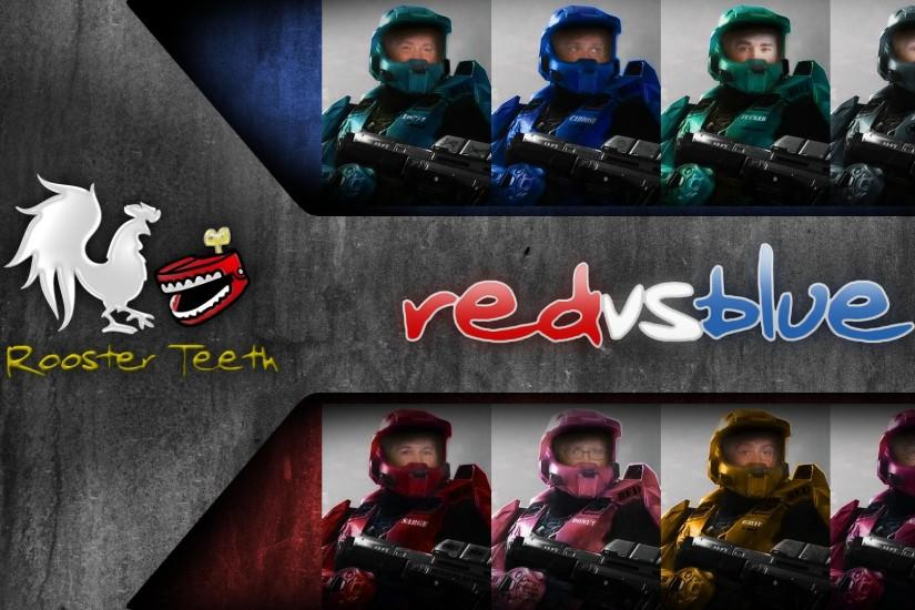 red vs blue wallpaper 1920x1080 cell phone