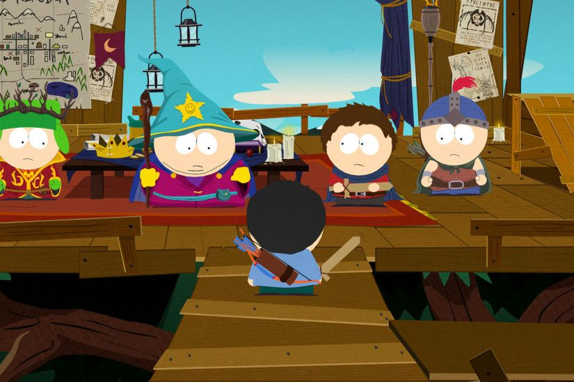 South Park The Stick Of Truth 5 Wallpaper