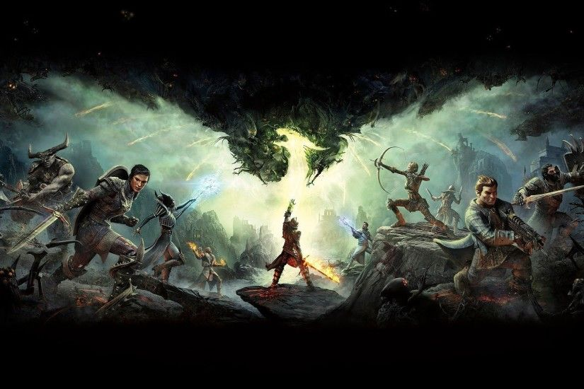 Dragon Age Inquisition Wallpaper Hd