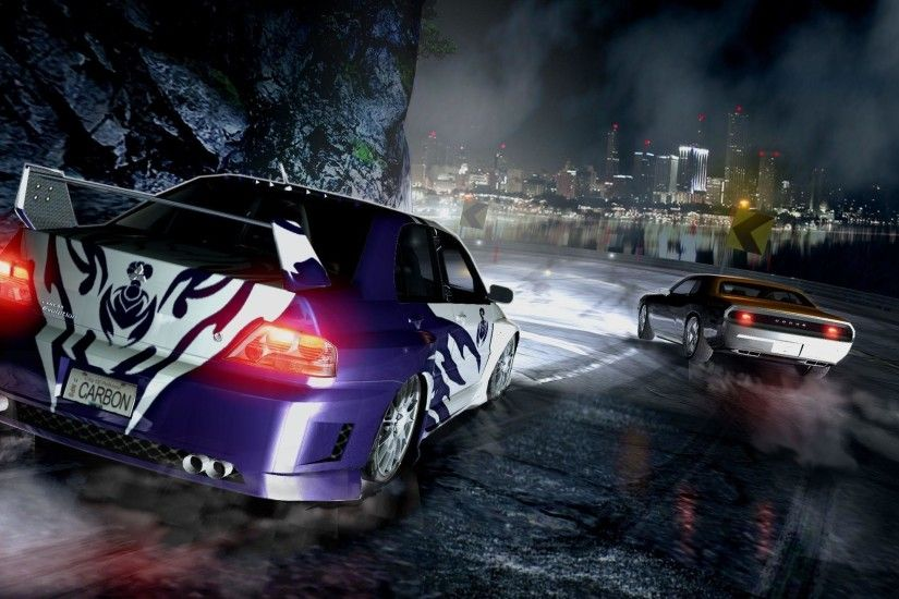Need For Speed Carbon wallpaper - 1242587