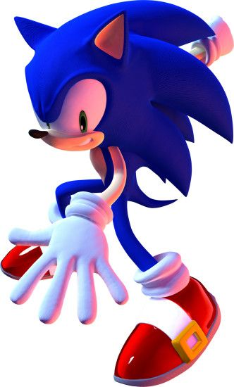 ... Sonic - Adventure 2 pose by mateus2014