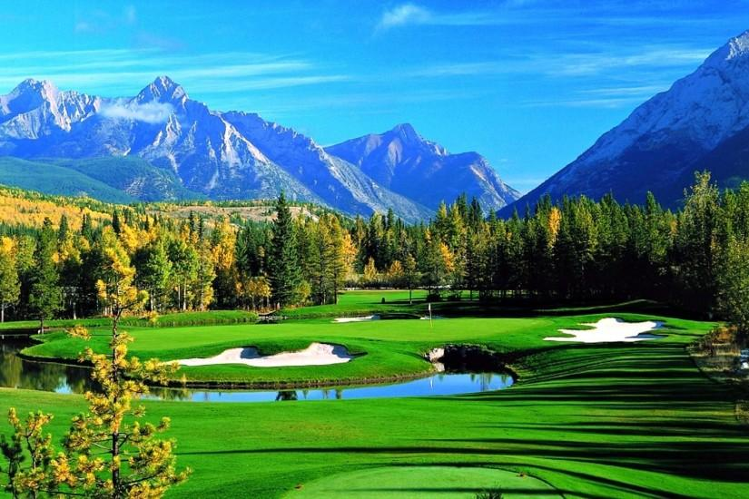 golf course - (#156459) - High Quality and Resolution Wallpapers .