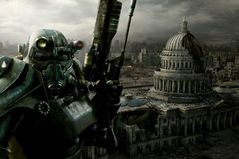Fallout 3 - Brotherhood Of Steel Wallpaper ...