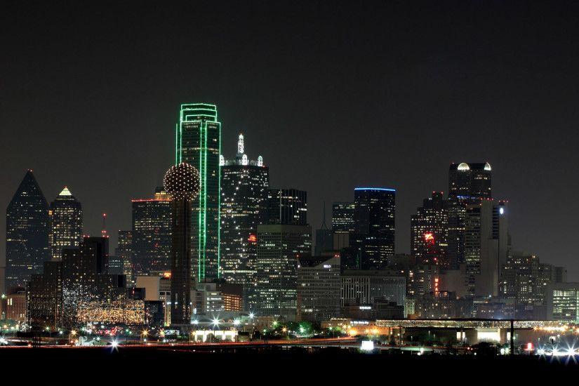 Houston skyline wallpaper wallpapertag - Skyline night wallpaper ...