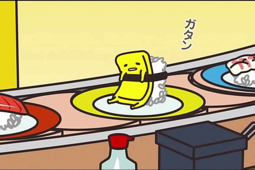 "Gudetama: ""life is repetitive"""