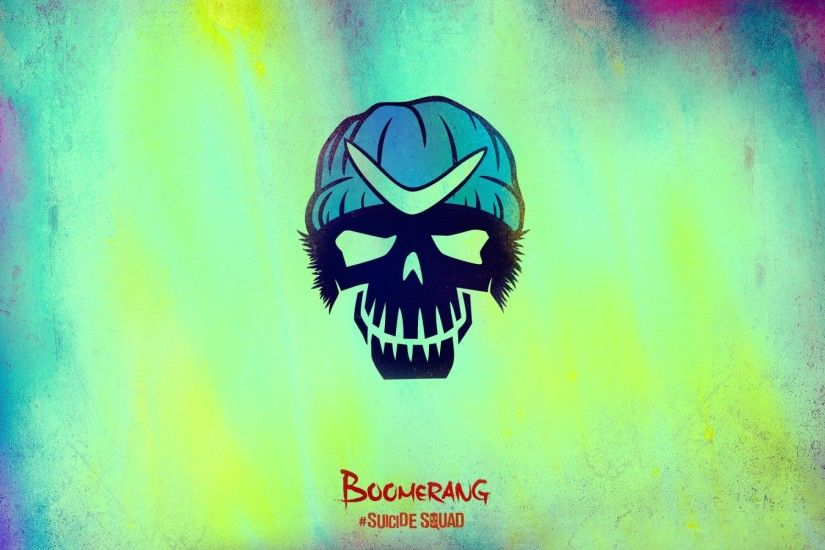 Boomerang in Suicide Squad 2016