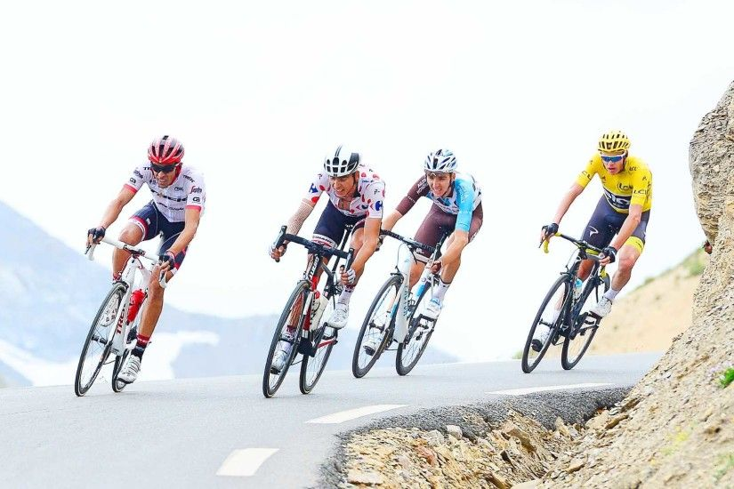 Alberto Contador looked to animate the Tour de France in the Alps and will  now hope to bow out with a bang at the 2017 Vuelta a Espana (Pic: Simon ...