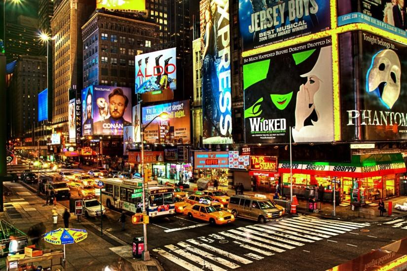 New York City Street Wallpapers Photo Download.