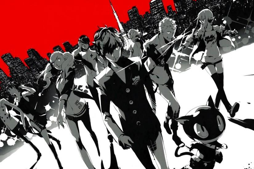 best persona 5 wallpaper 1920x1080 laptop