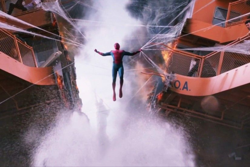 Tags: 1920x1080 Spider Man Homecoming