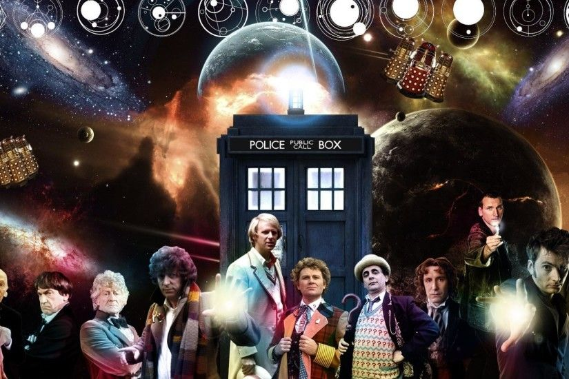 1920x1080 Doctor Who All Doctors, 1920x1080 HD Wallpaper and FREE Stock  Photo