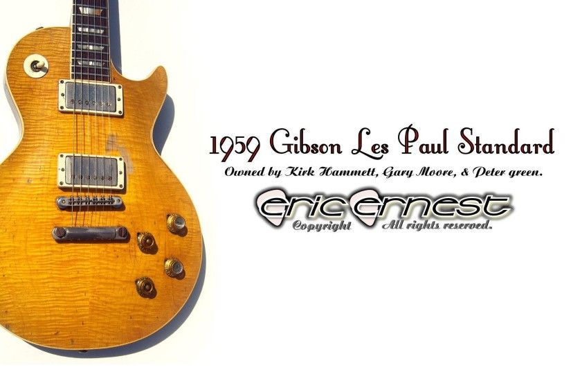 Guitar Wallpapers Gibson Les Paul Fender Stratocaster Vintage Rare .