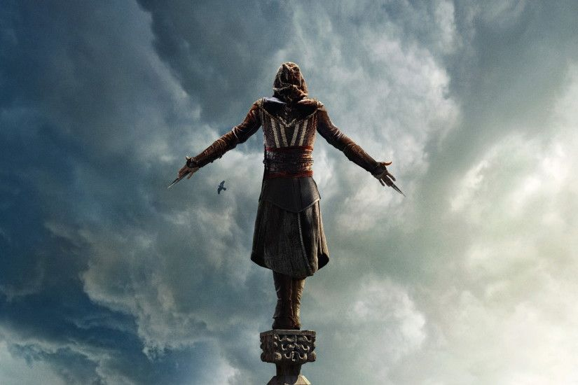 Movie Wallpapers 042 Assassin's Creed, Blair Witch, Doctor Strange, Don't  Breathe, Justice League, LEGO Batman, Moana, Secret Life of Pets & Star  Trek ...