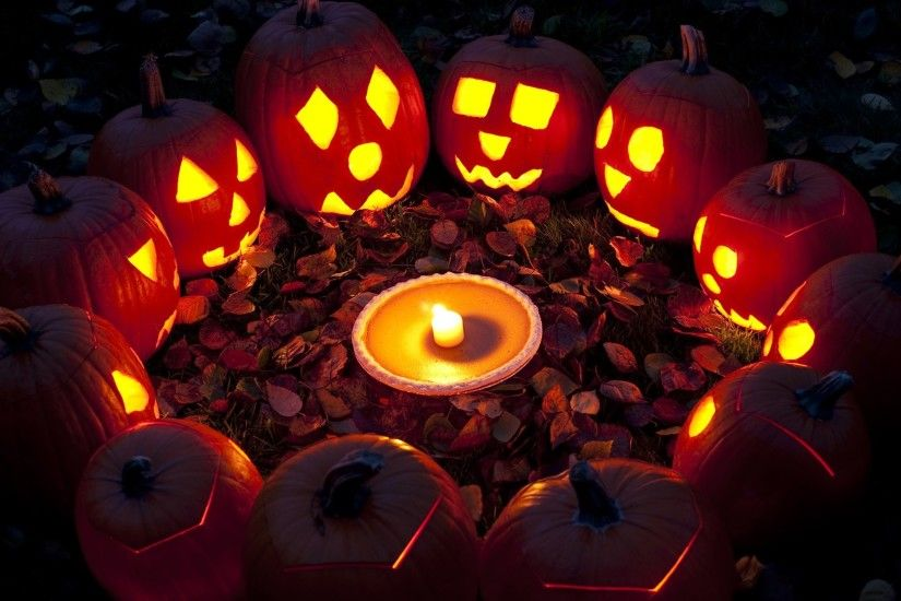 ... Halloween Jack O Lantern Wallpaper WallpaperSafari