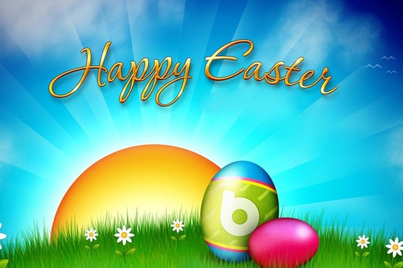 15 Happy Easter 2017 Wallpapers For Desktop - Educational Entertainment