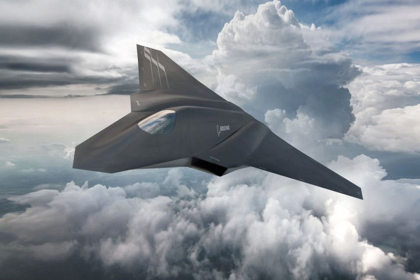 Boeing Next Gen Fighter Concept