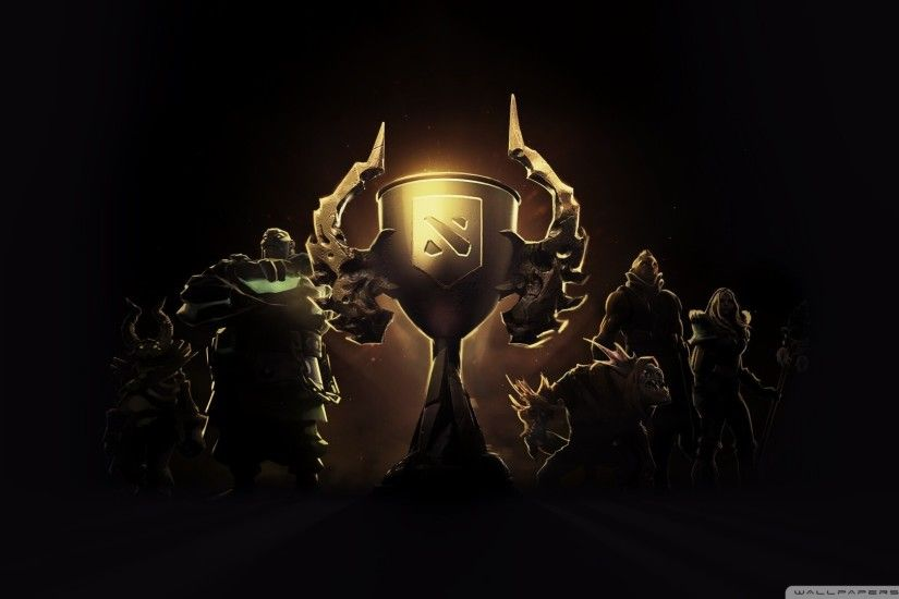 DotA HD Desktop Wallpapers For Widescreen .