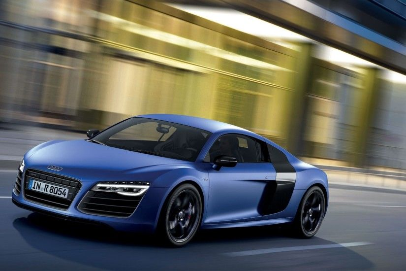 Download now full hd wallpaper audi r8 speed sports car luxury backlight  urban ...